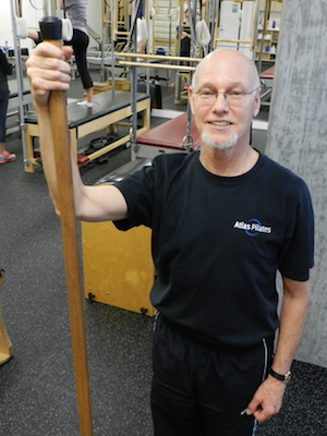 Photo of Ray Houle, Seattle Pilates Instructor