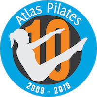 Atlas Pilates 10 Years Anniversary 2009-2019