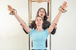 Lori and Erika Pilates Fundamentals photo