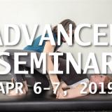 Advanced Pilates Seminar April 6-7, 2019 in Seattle