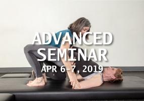 Advanced Seminar - April 6-7, 2019