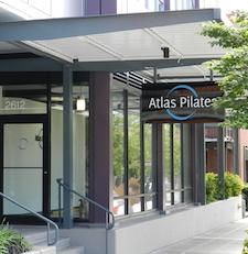 Atlas Pilates Photo from the Street