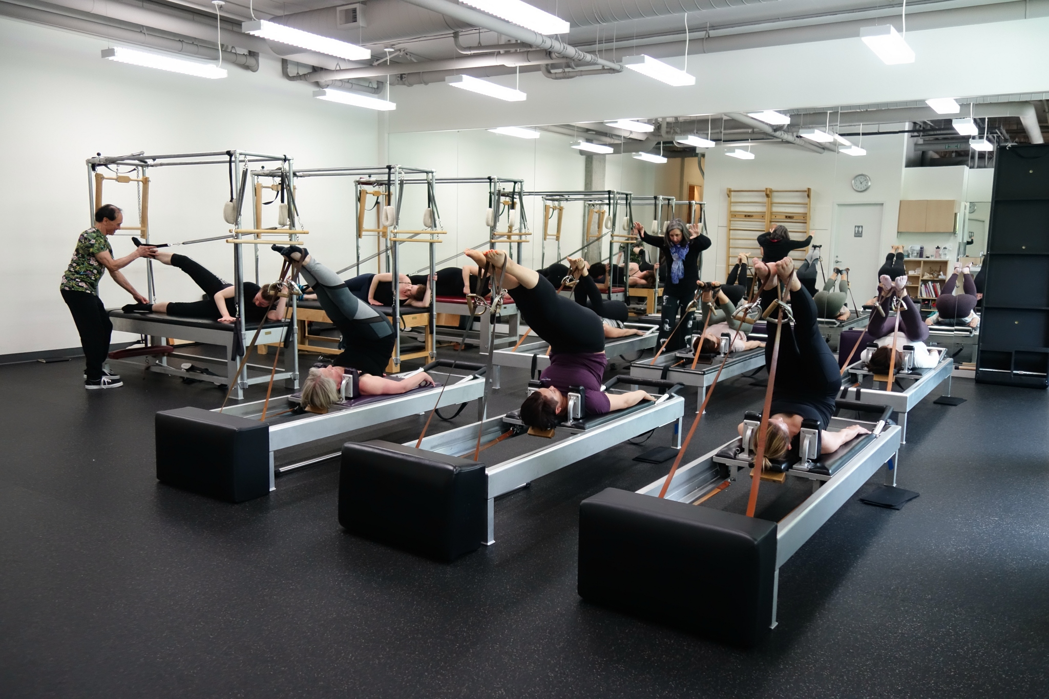 Continuing Pilates Education in Seattle 2019