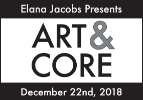 Art & Core 2018 by Elana Jacobs