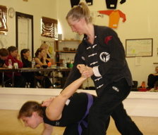 Teresa Shupe Black Belt